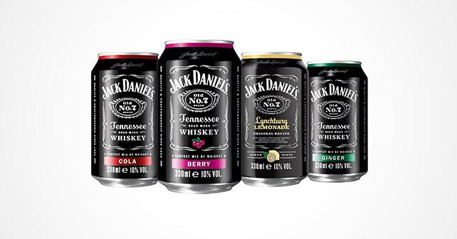 Jack Daniels Berry