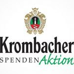 Krombacher Spenden Aktion Logo