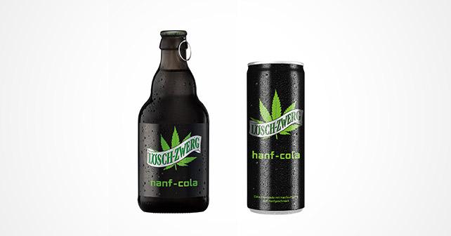 Lösch Zwerg Hanf Cola