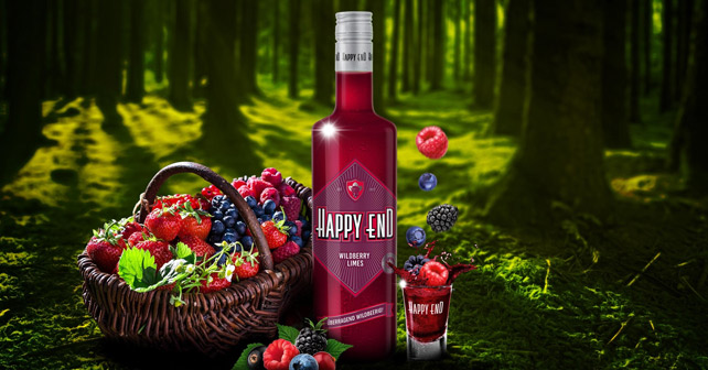 Happy End Wildberry Limes