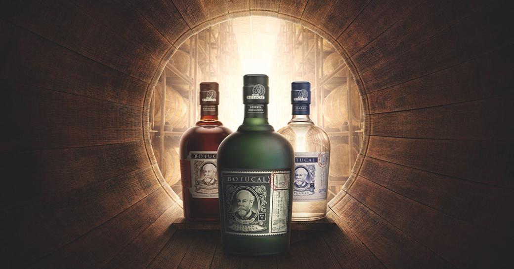 Rum Botucal Flaschen