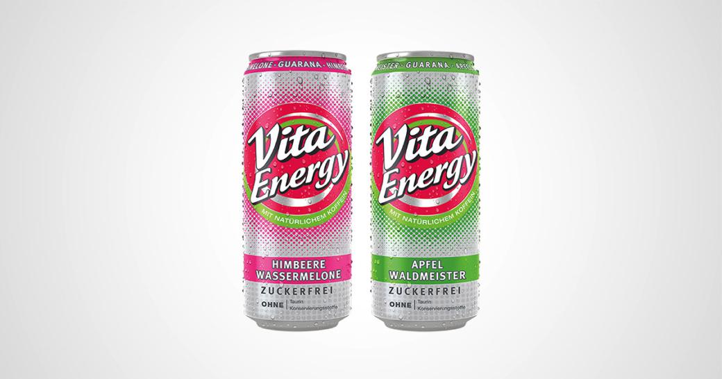 Vita Energy zuckerfrei