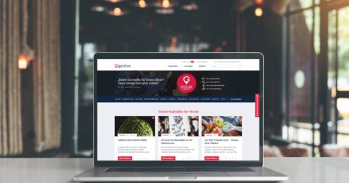 Gastivo Website