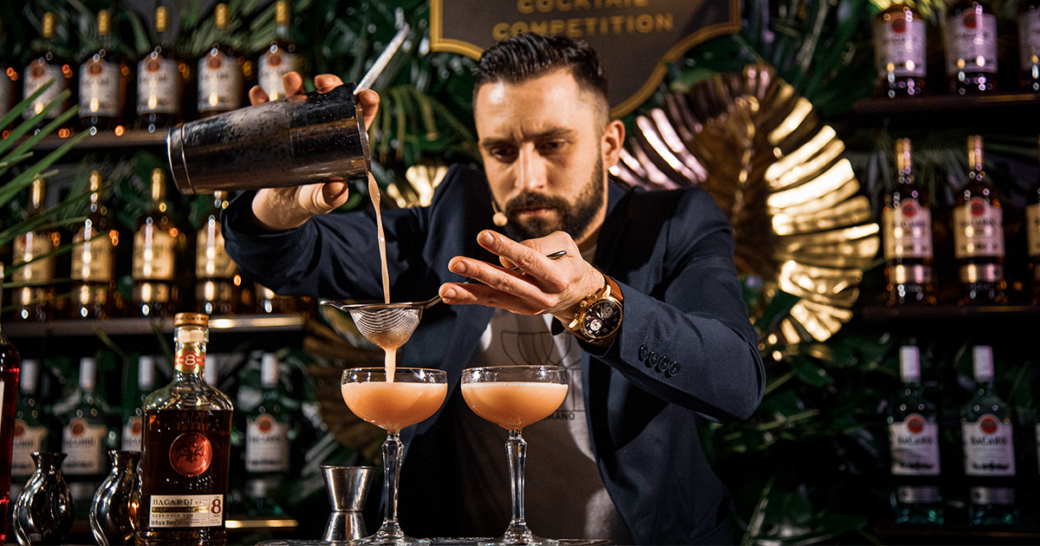 Barcadi Cocktail Competition