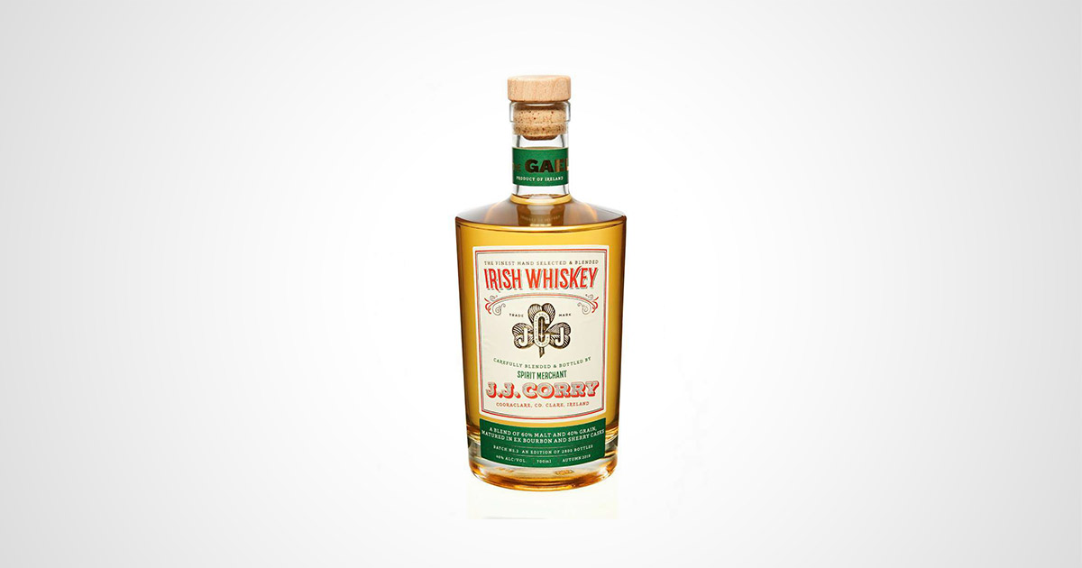 J.J. Corry Irish Whiskey