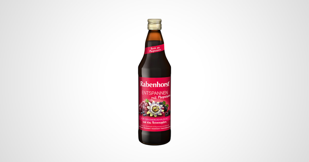 Rabenhorst entspannen mit Magnesium
