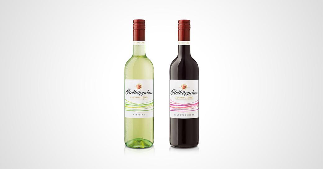 Rotkäppchen Wein alkoholfrei