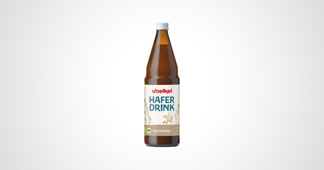 Voelkel Haferdrink Glasflasche