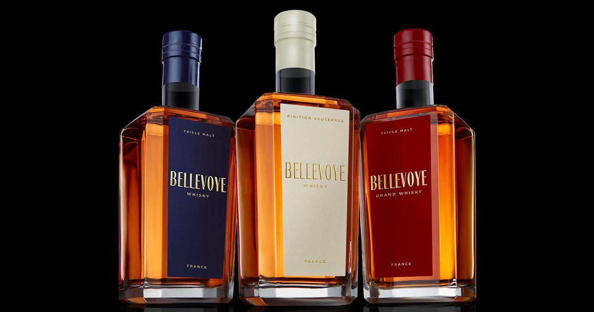 Bellevoye Whiskey