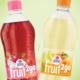 "fruit2go ""Honigmelone Aprikose"" & ""Drachenfrucht Erdbeere"""