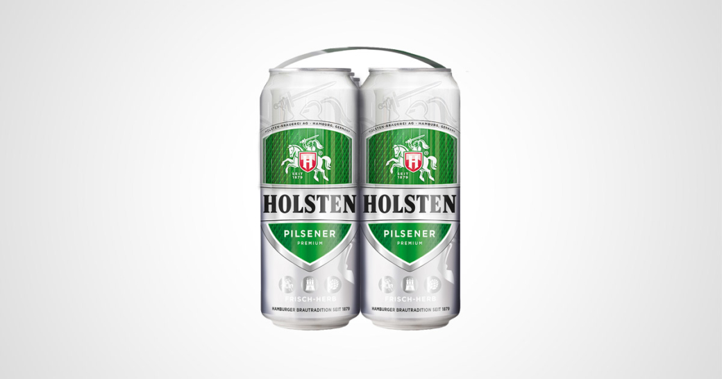 Holsten Snap Pack