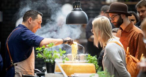Koch auf der Intergastra 2020