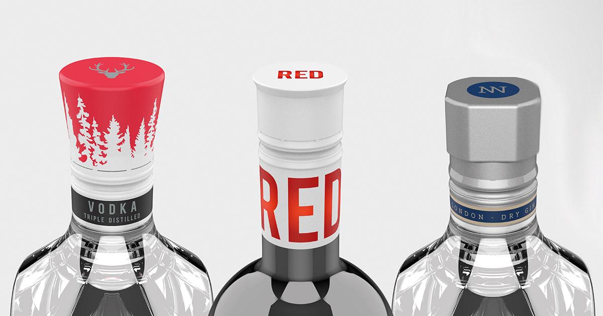 ShapeArt Flaschenverschlüsse