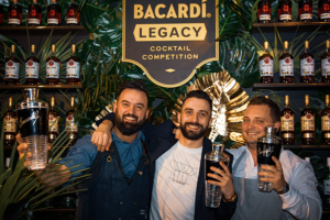 Finalsten Bacardi Cocktail Competion