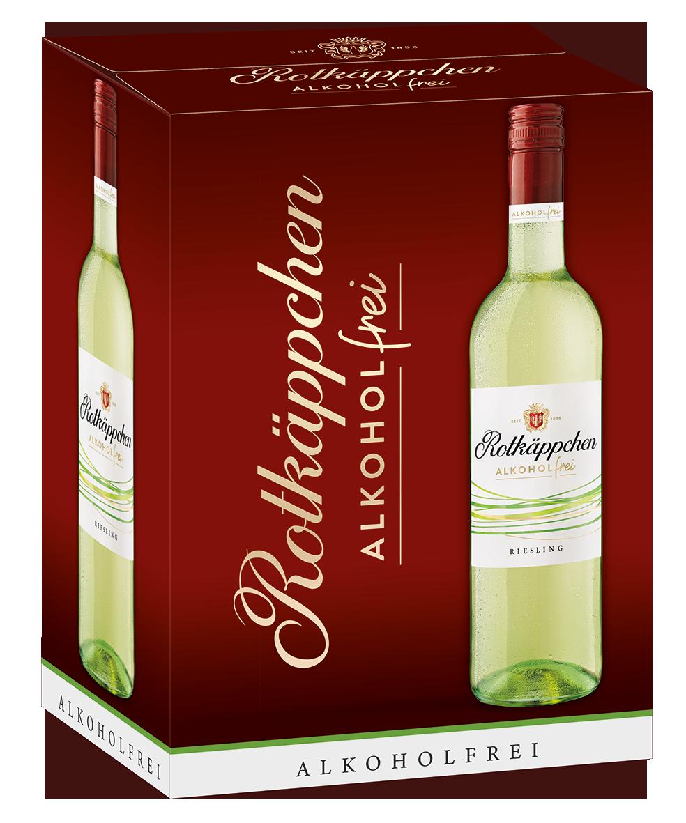 Rotkäppchen Wein alkoholfrei Riesling