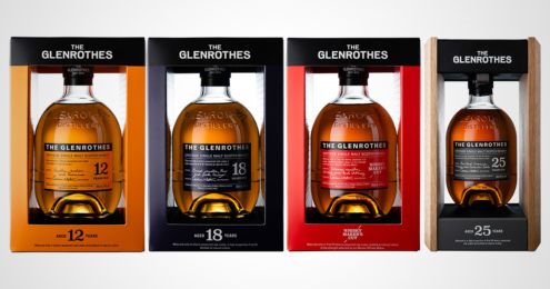 Whisky Glenrothes Soleo Collection