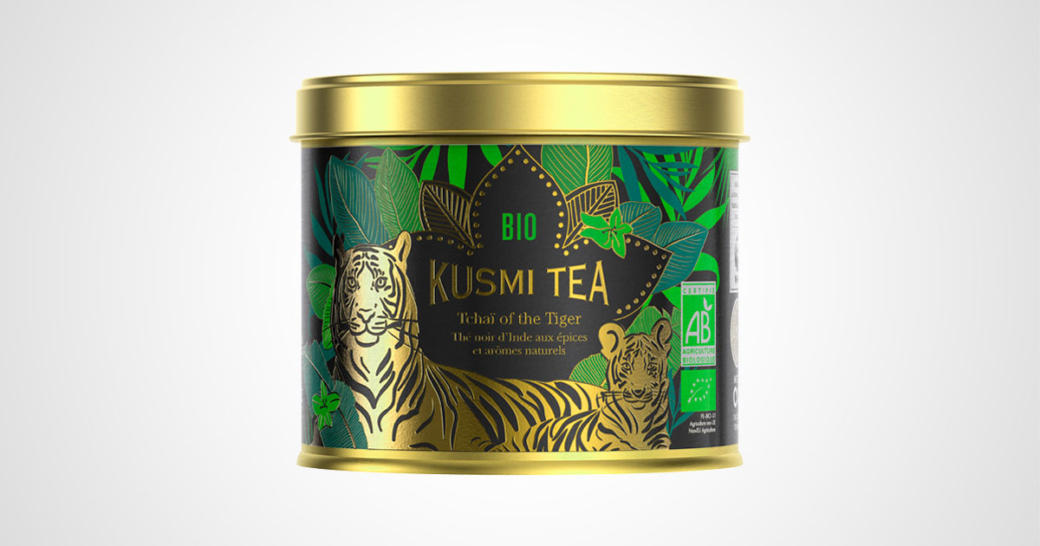 Kusmi Tea Thaï of the Tiger Biosortiment