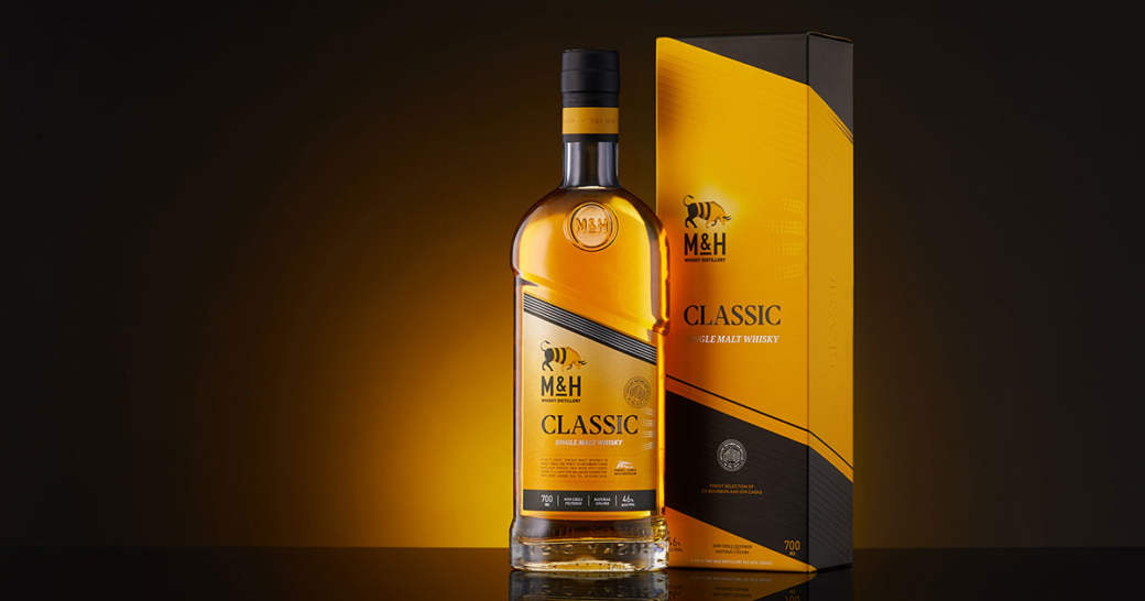 M&H Distillery Single Malt