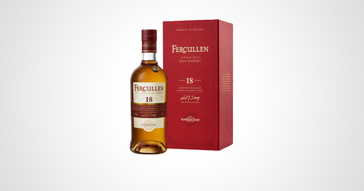 Fercullen 18 Jahre Whiskey Irish Whiskeys