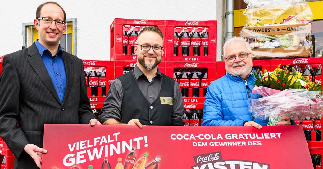 Coca Cola Kistenlotto 2019