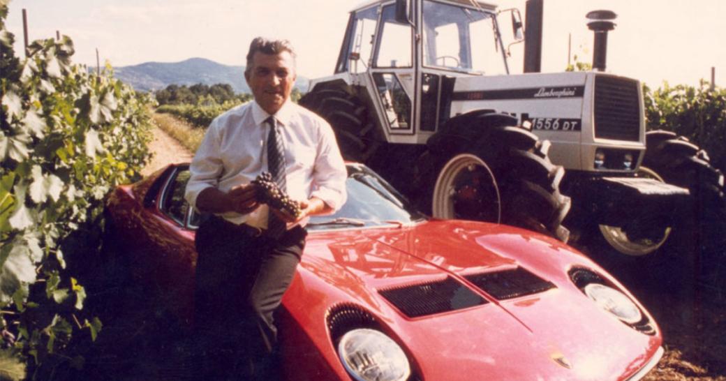 Lamborghini Winery