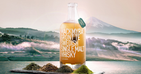 Mackmyra Whiskey Grüner Tee