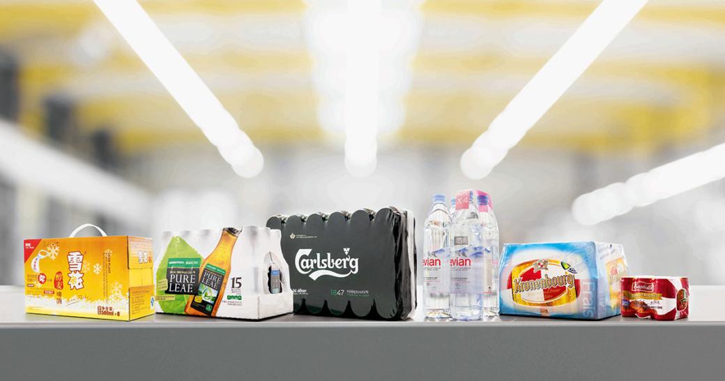 Verpackungen der KHS-Gruppe