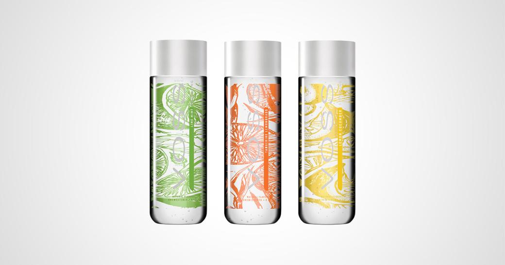 Voss Water Aroma