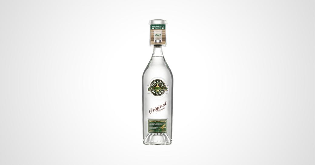 Green Mark Vodka On-Pack 2020