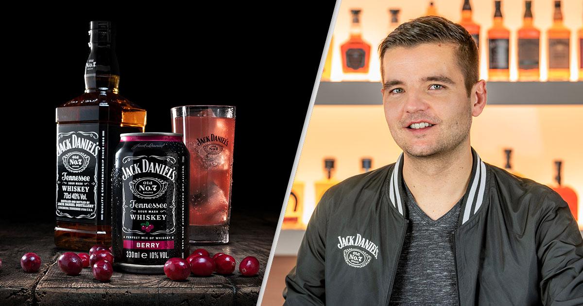 Jack Daniel's Brandmanager Markus Huber