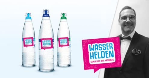 Sven Heiser - Geschäfts- und Vertriebsleiter von Wasserhelden