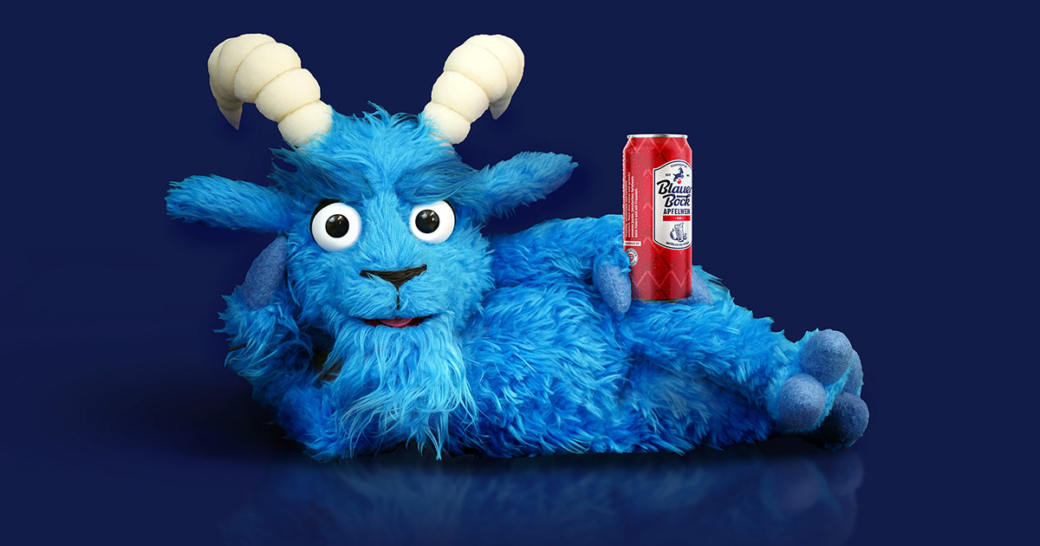 Blauer Bock Relaunch