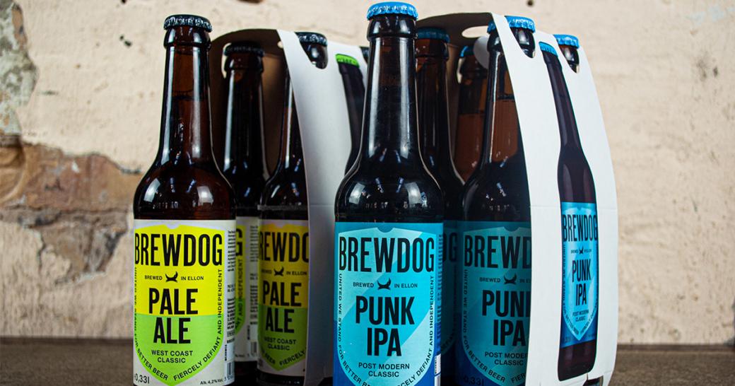 Brew Dog 4er Pack