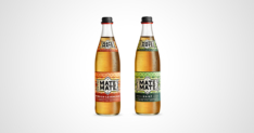 Mate Mate Hanf und Pfirsich