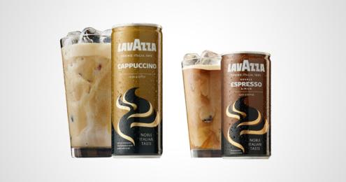 Iced Coffee Lavazza