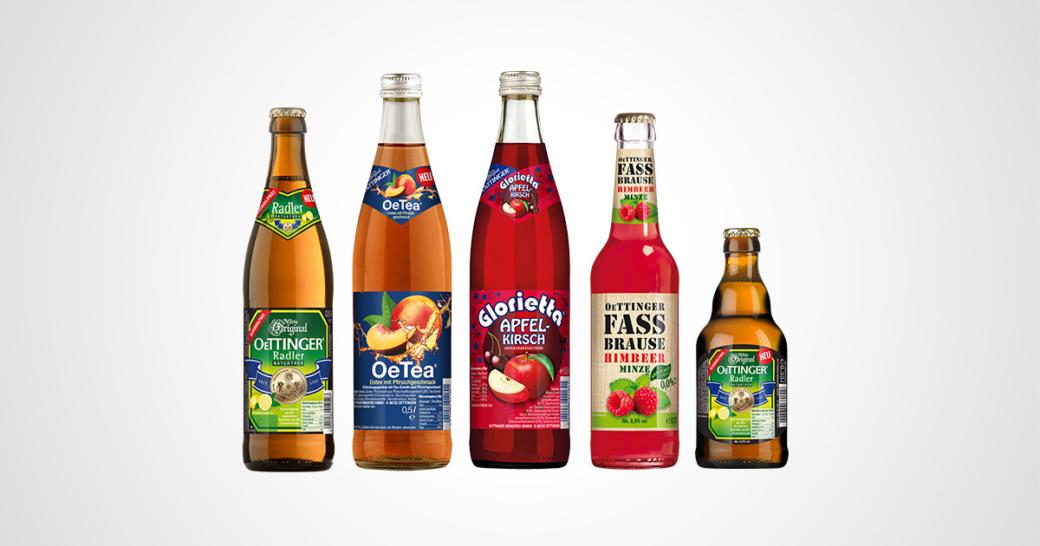 OeTTINGER alkoholfrei Range