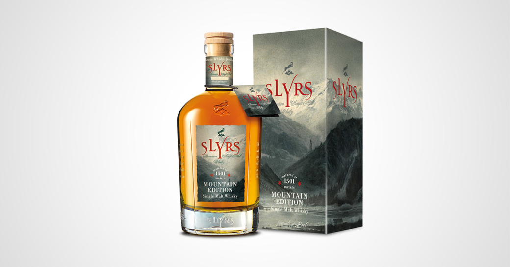 Slyrs Mountain Edition