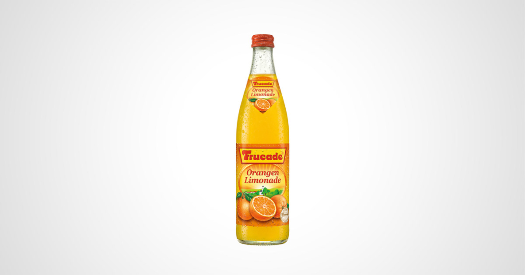 Frucade Orangenlimonade