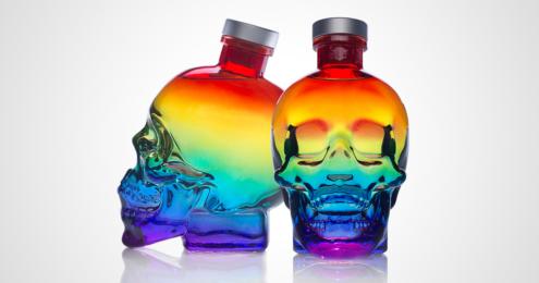 Crystal Head Pride