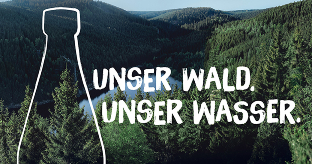 Thüringer Waldquell Kampagne