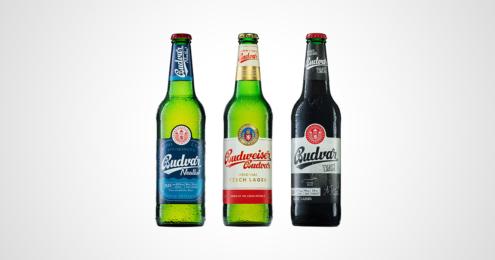 Budweiser budvar 2020