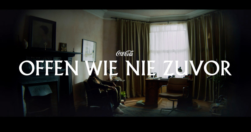 Coca Cola Offen wie nie zuvor