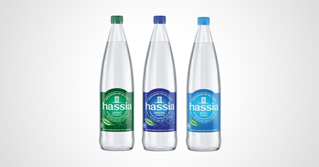 Hassia Relaunch