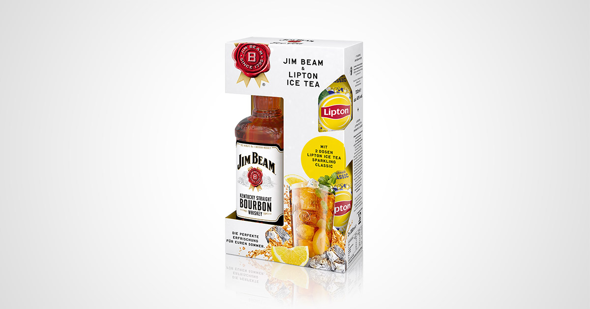Jim Beam Lipton