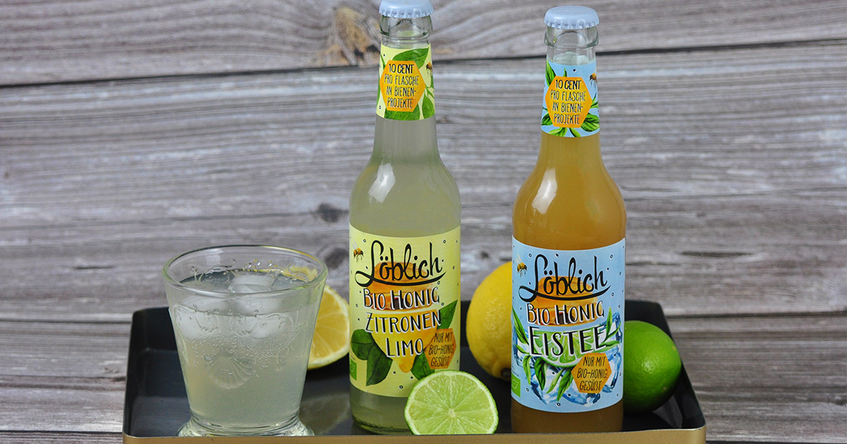 Löblich Limonade