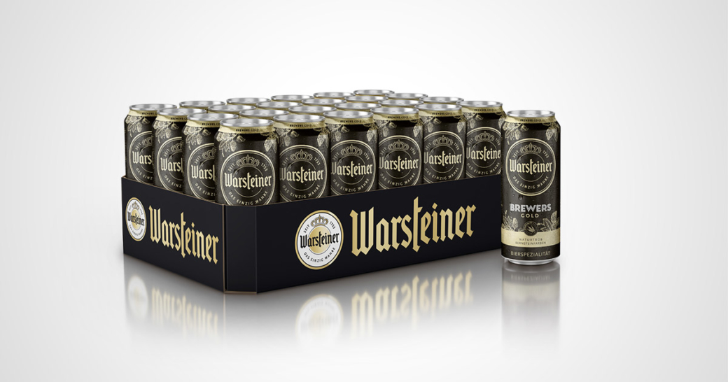Warsteiner Brewers Gold Dose