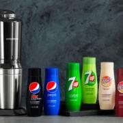 SodaStream neue Sirupe Pepsi