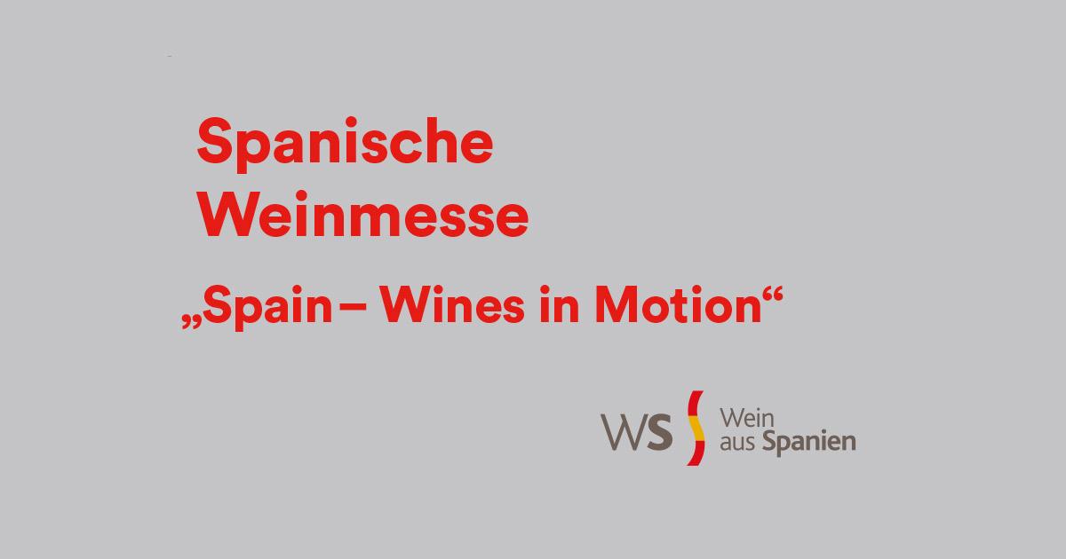 Spain - Wines in Motion Logo