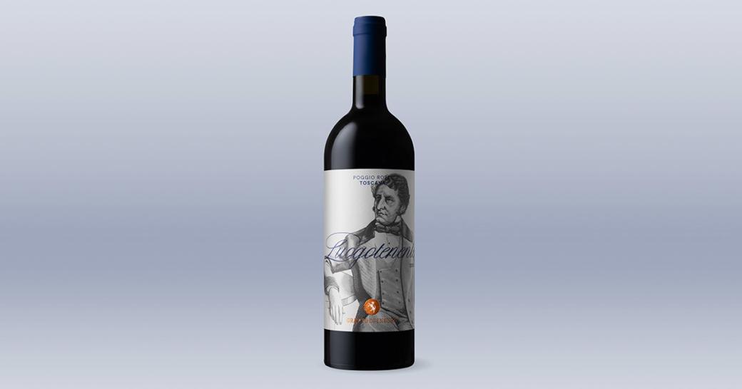 Toskanischer Rotwein