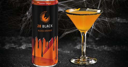 28 black blood orange